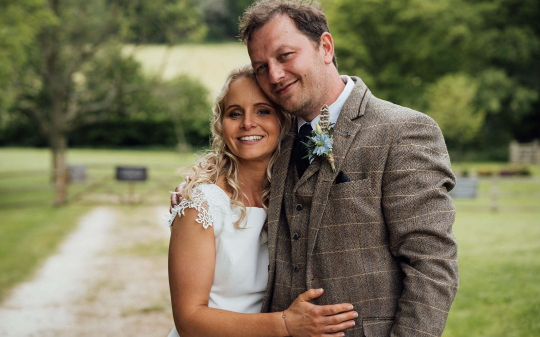 James and Amy – The White Hart, Derbyshire