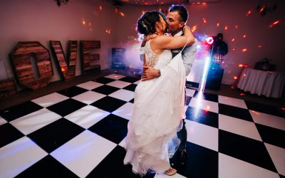 Andy and Diane – Warwick House, Southam