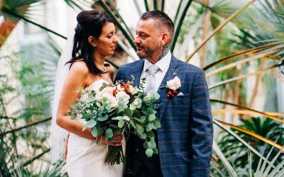 Lee and Laura – The Mercure St. Pauls Hotel, Sheffield