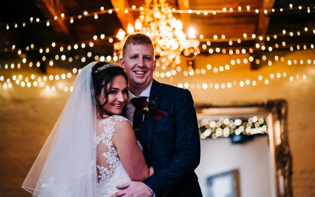Adam and Lucy – Christ Church, Belper // The Old Bell, Derby