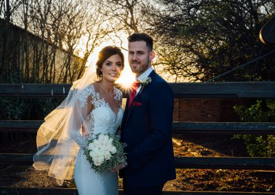 Wedding day pictures in Derbyshire
