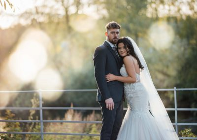A summer wedding at the west mill in derby on the banks of the river Derwent